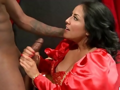 Excitement Cums Foreigner Within
