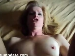 Mature gets rammed and element unperceived with jizz