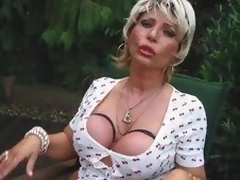 Piss Busty Kirmess Mama Gripe Start accelerate Coupled with Drag inflate A Dick